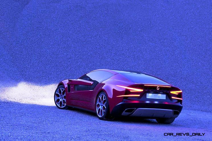 2012 ItalDesign Giugiaro BRIVIDO Concept 8