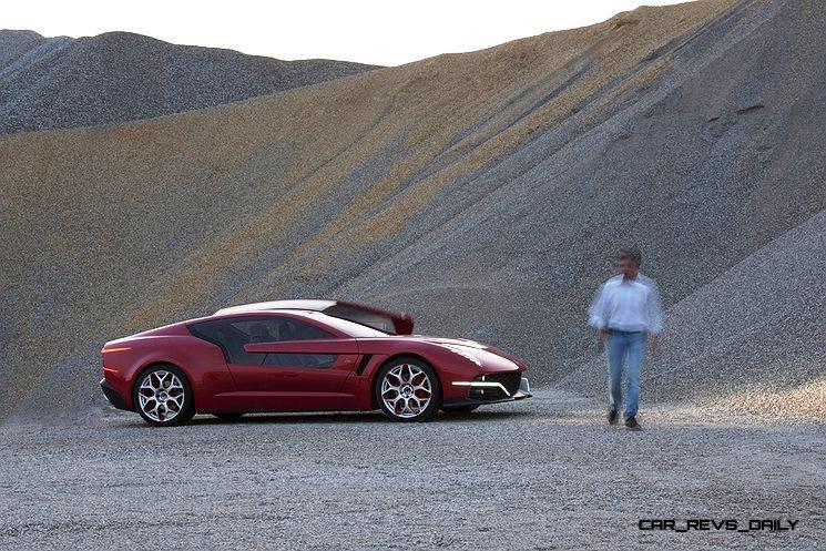 2012 ItalDesign Giugiaro BRIVIDO Concept 9