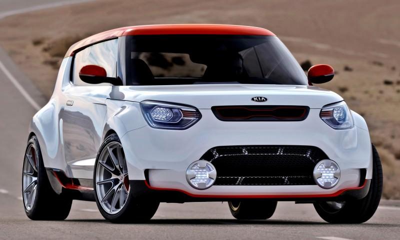 2012 Kia Trackster Concept 1