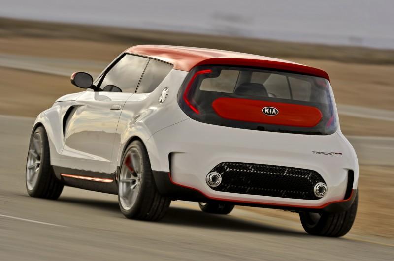 2012 Kia Trackster Concept 16