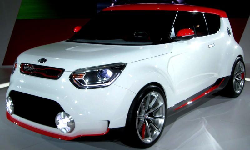 2012 Kia Trackster Concept 20