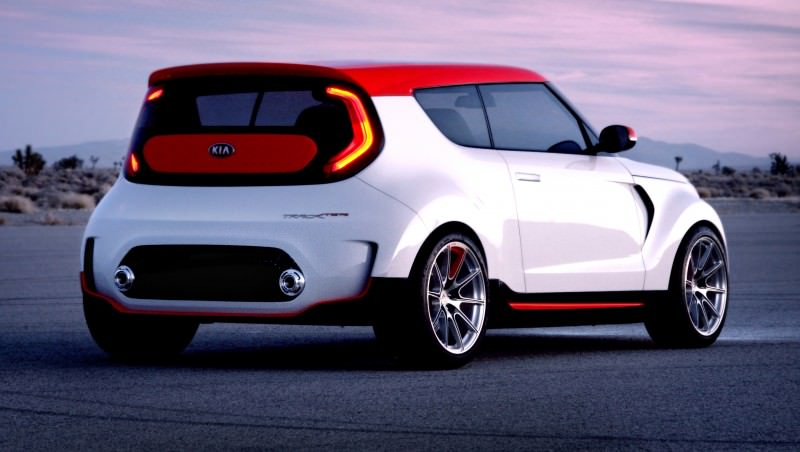 Performance Auto Body >> 2012 Kia Trackster Concept Is Widebody Soul Coupe with 250HP