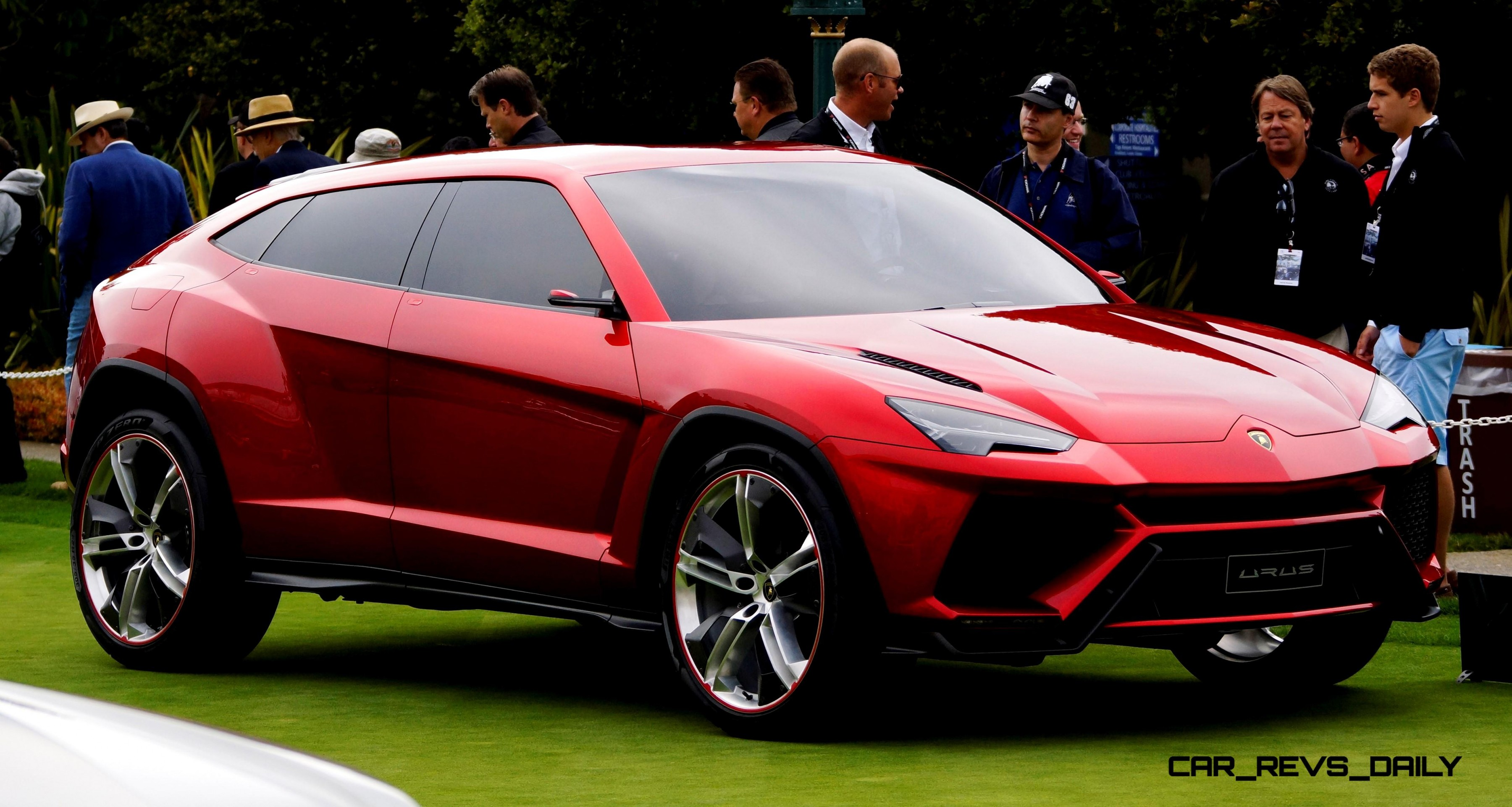 Lamborghini Paris Launch Rumored To Be AllNew 2016 URUS SuperSUV
