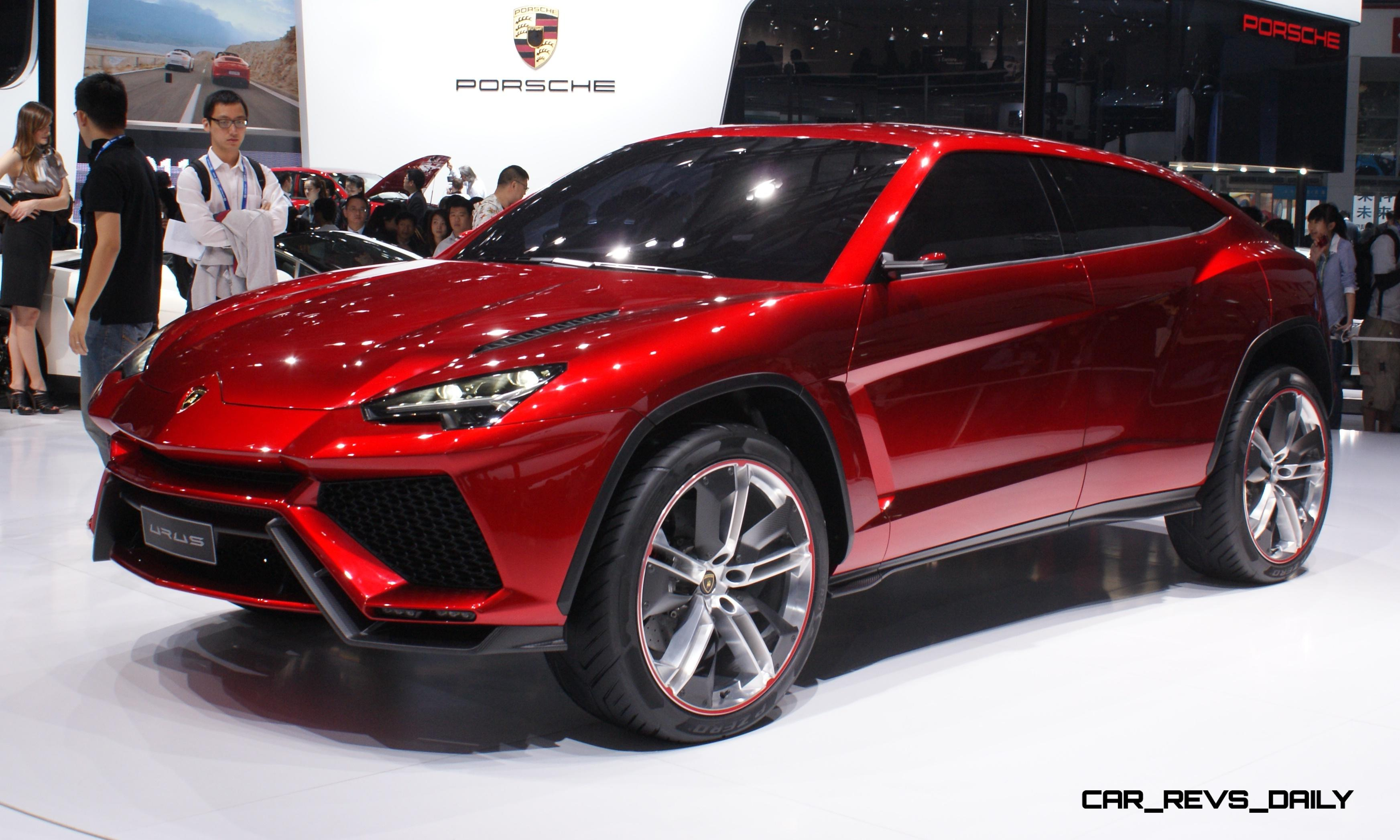 Lamborghini Paris Launch Rumored To Be All New 2016 Urus