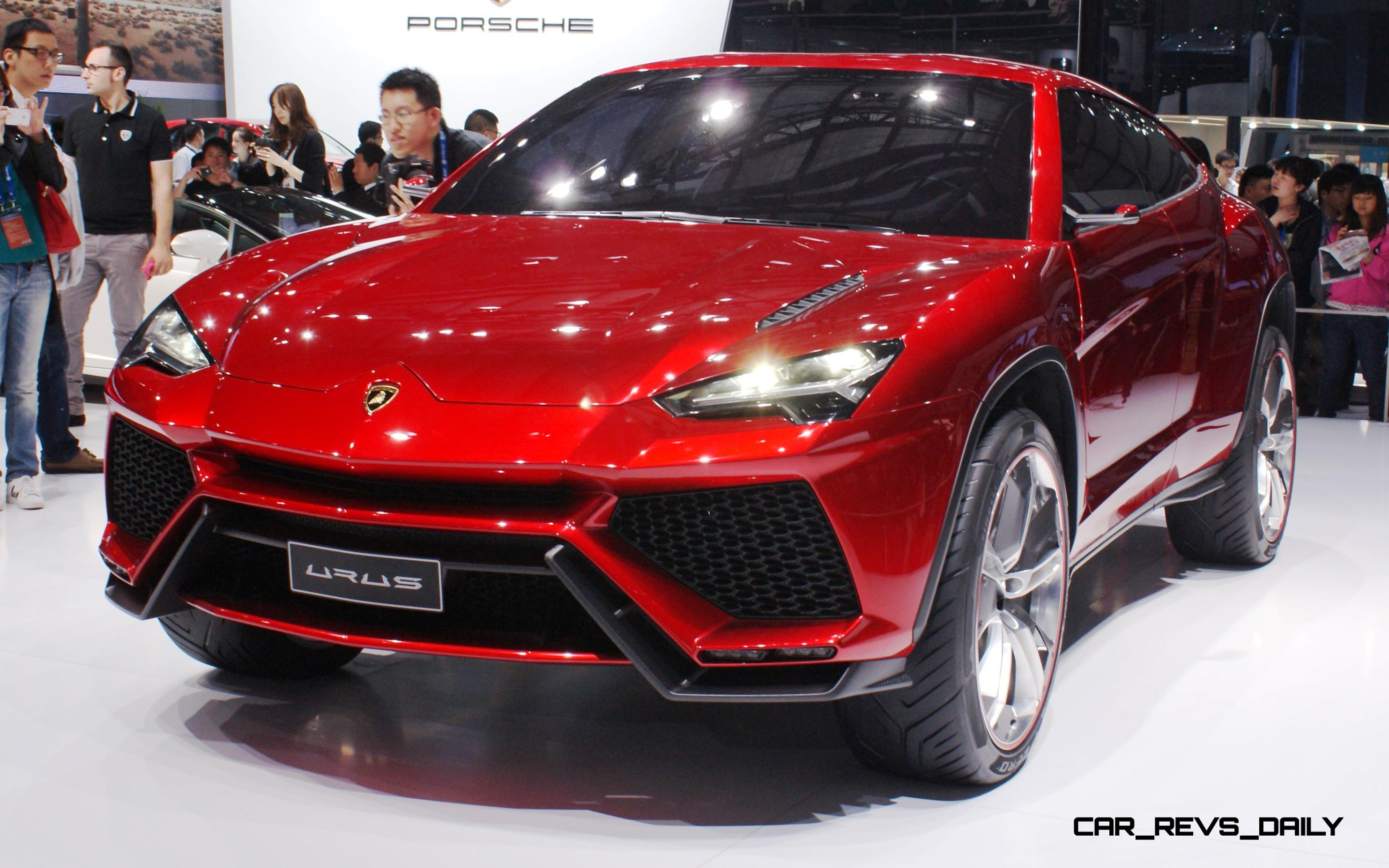 Lamborghini Paris Launch Rumored To Be All-New 2016 URUS ...