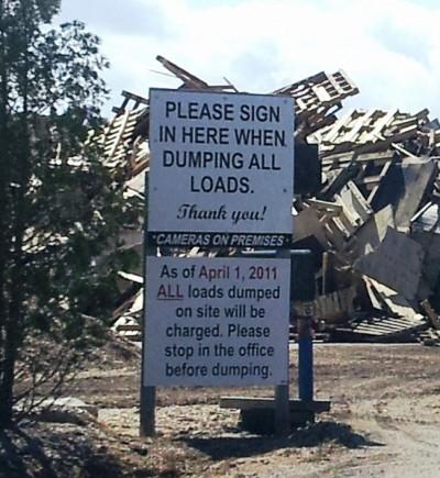 20120509_150028 junkyard finds please sign in when dumping all loads_7168134272_l