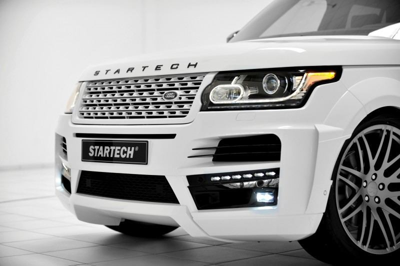 2013-2015 Range Rover By StarTech Brings Best of BRABUS Tech to Lux SUV King 12