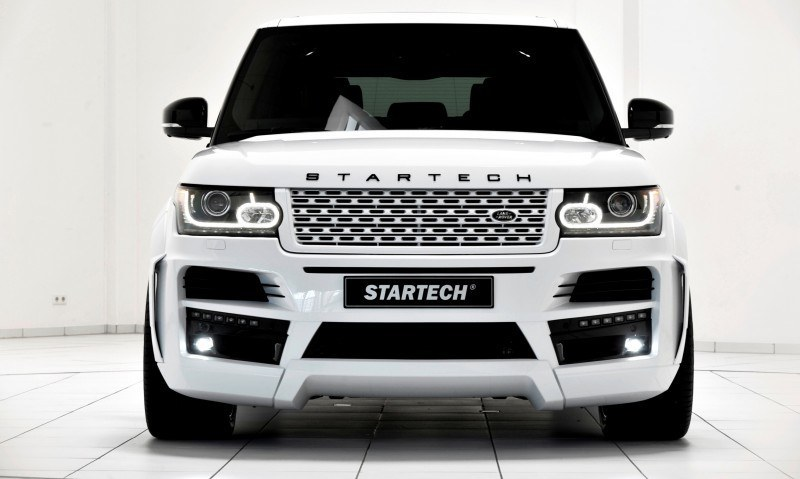2013-2015 Range Rover By StarTech Brings Best of BRABUS Tech to Lux SUV King 18