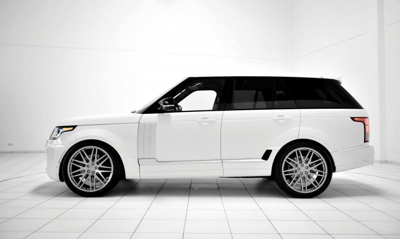 2013-2015 Range Rover By StarTech Brings Best of BRABUS Tech to Lux SUV King 19