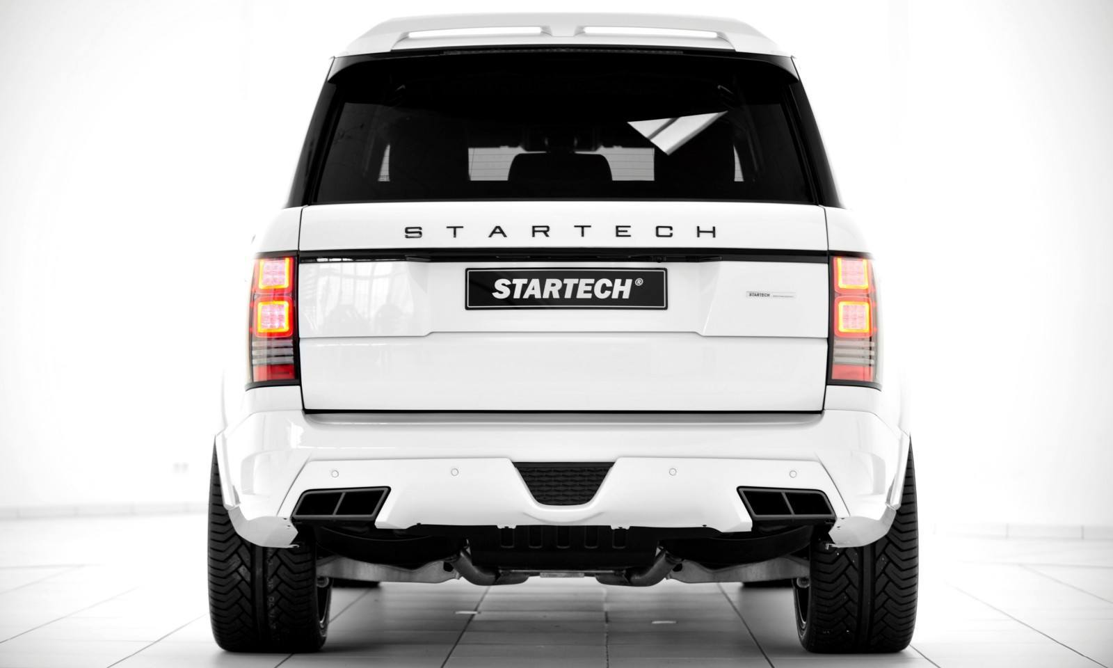 2013-2015 Range Rover By StarTech Brings Best of BRABUS Tech to Lux SUV King 20