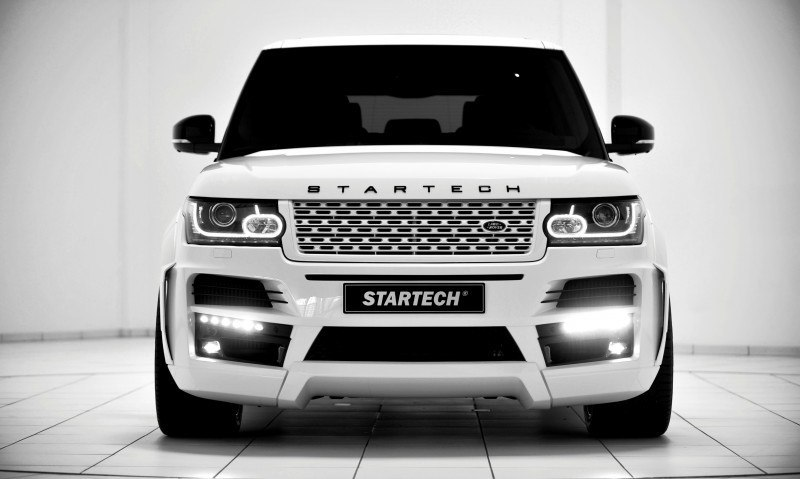 2013-2015 Range Rover By StarTech Brings Best of BRABUS Tech to Lux SUV King 21