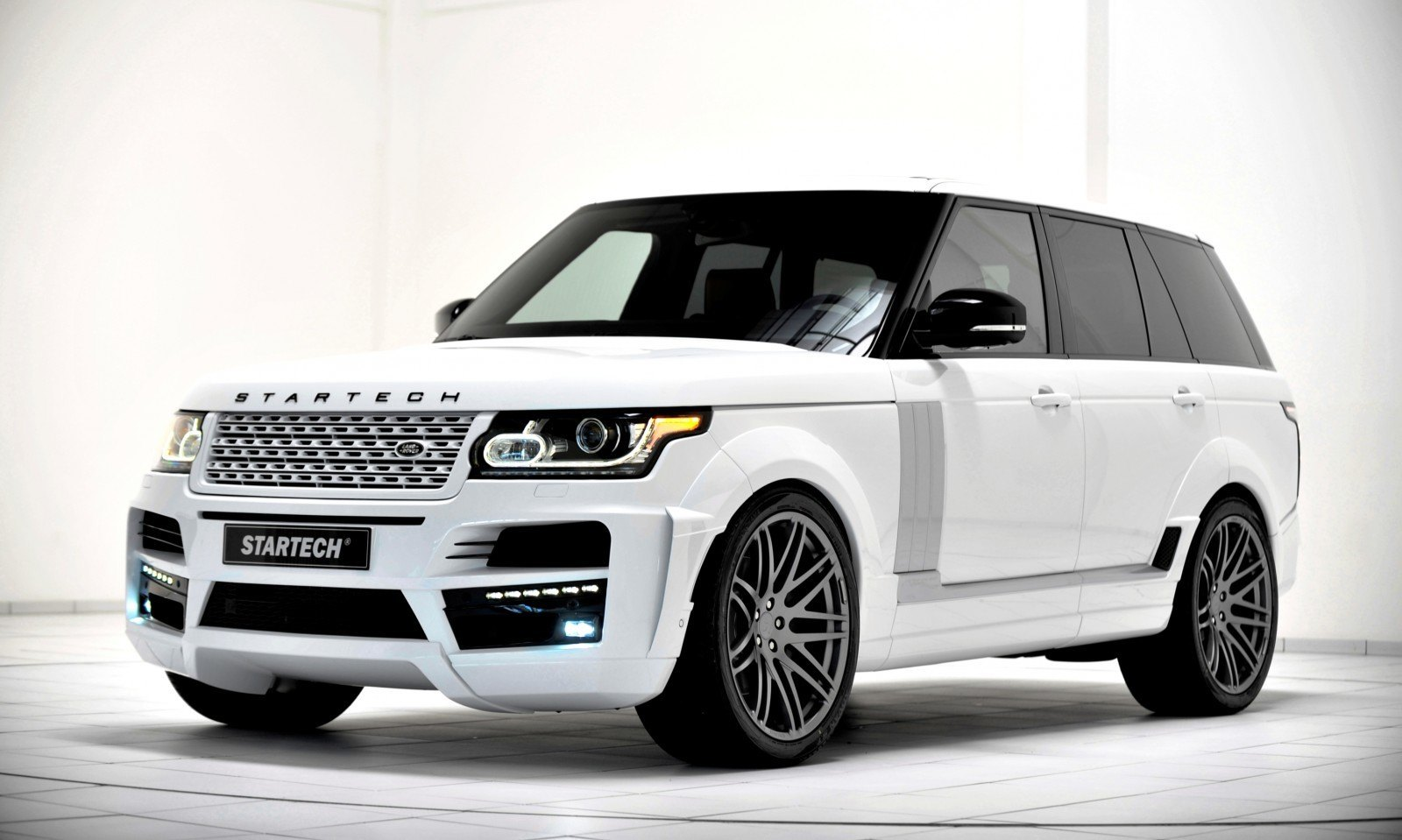 2013-2015 Range Rover By StarTech Brings Best of BRABUS Tech to Lux SUV King 22