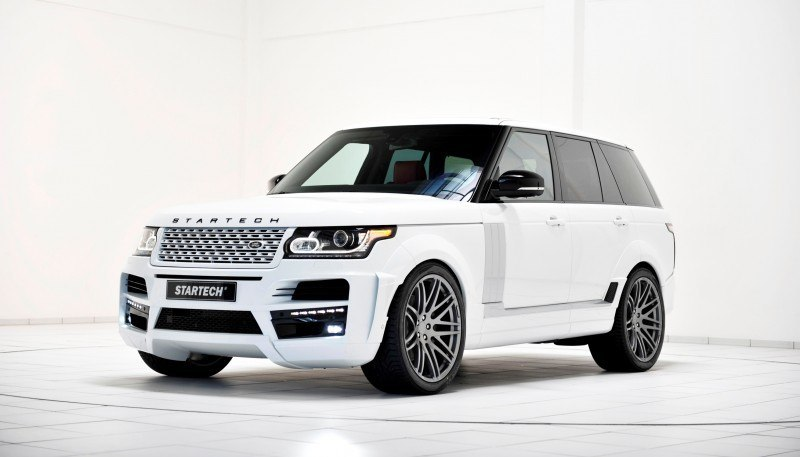 2013-2015 Range Rover By StarTech Brings Best of BRABUS Tech to Lux SUV King 23