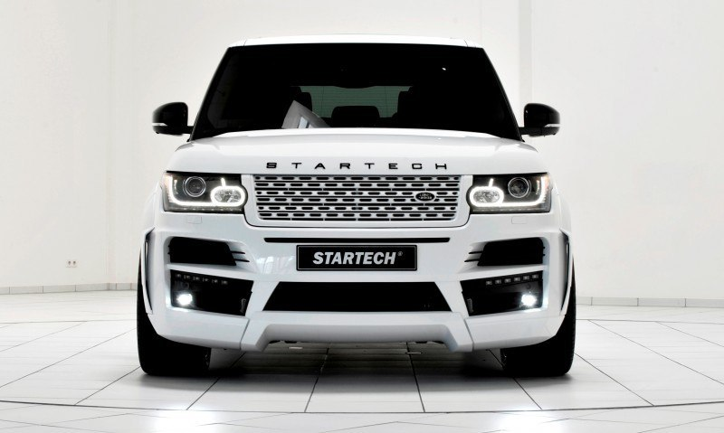 ... 2013 2015 Range Rover By StarTech Brings Best Of BRABUS Tech To Lux SUV  King ...
