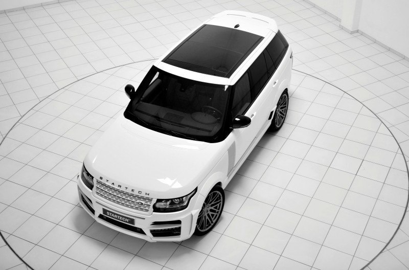 2013-2015 Range Rover By StarTech Brings Best of BRABUS Tech to Lux SUV King 26