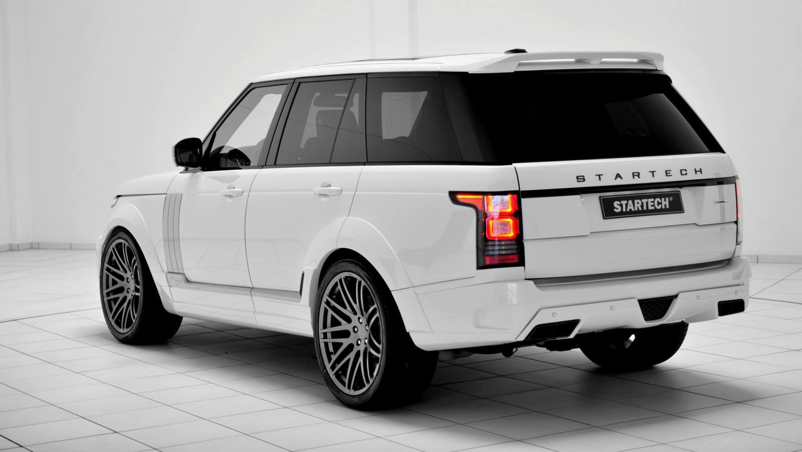 2013-2015 Range Rover By StarTech Brings Best of BRABUS Tech to Lux SUV King 28