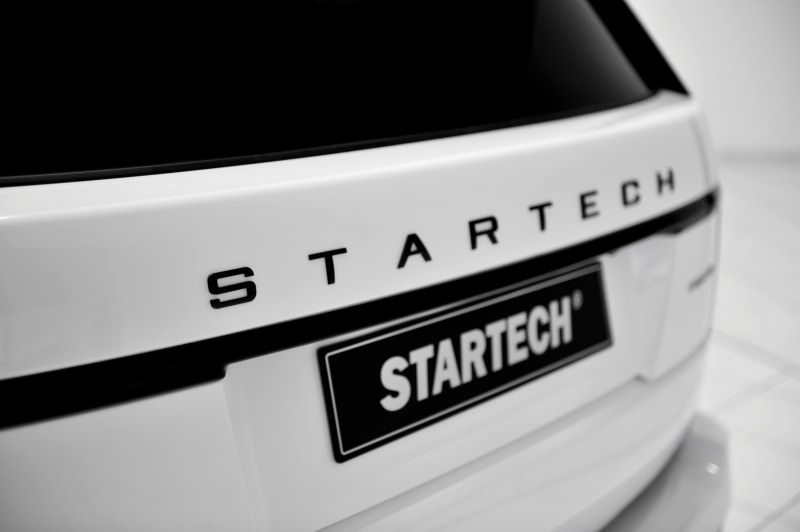 2013-2015 Range Rover By StarTech Brings Best of BRABUS Tech to Lux SUV King 38