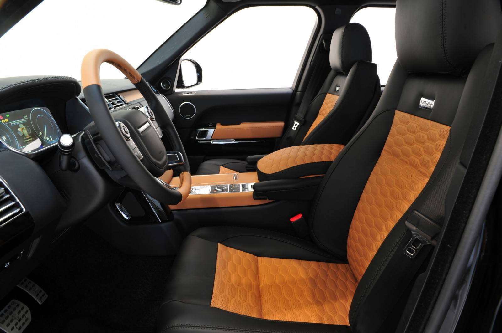 2013-2015 Range Rover By StarTech Brings Best of BRABUS Tech to Lux SUV King 52