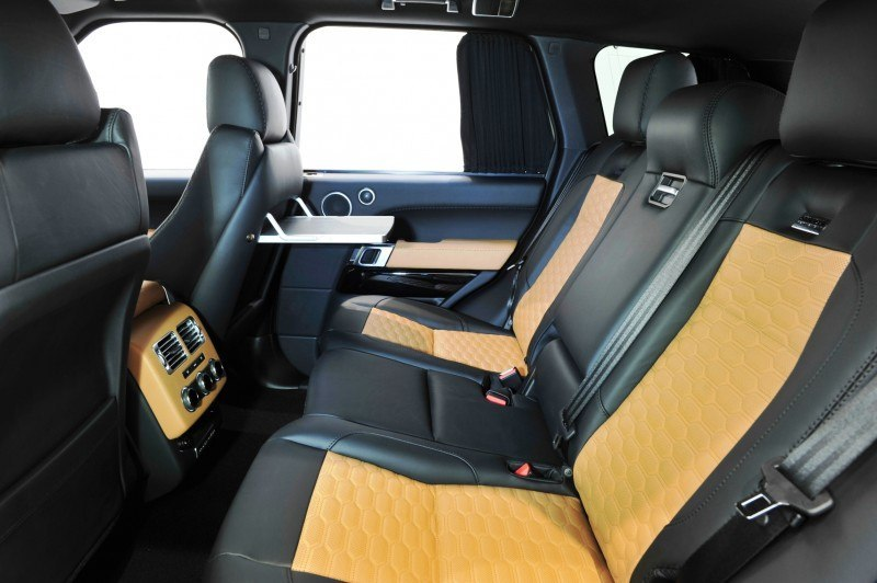 2013-2015 Range Rover By StarTech Brings Best of BRABUS Tech to Lux SUV King 53