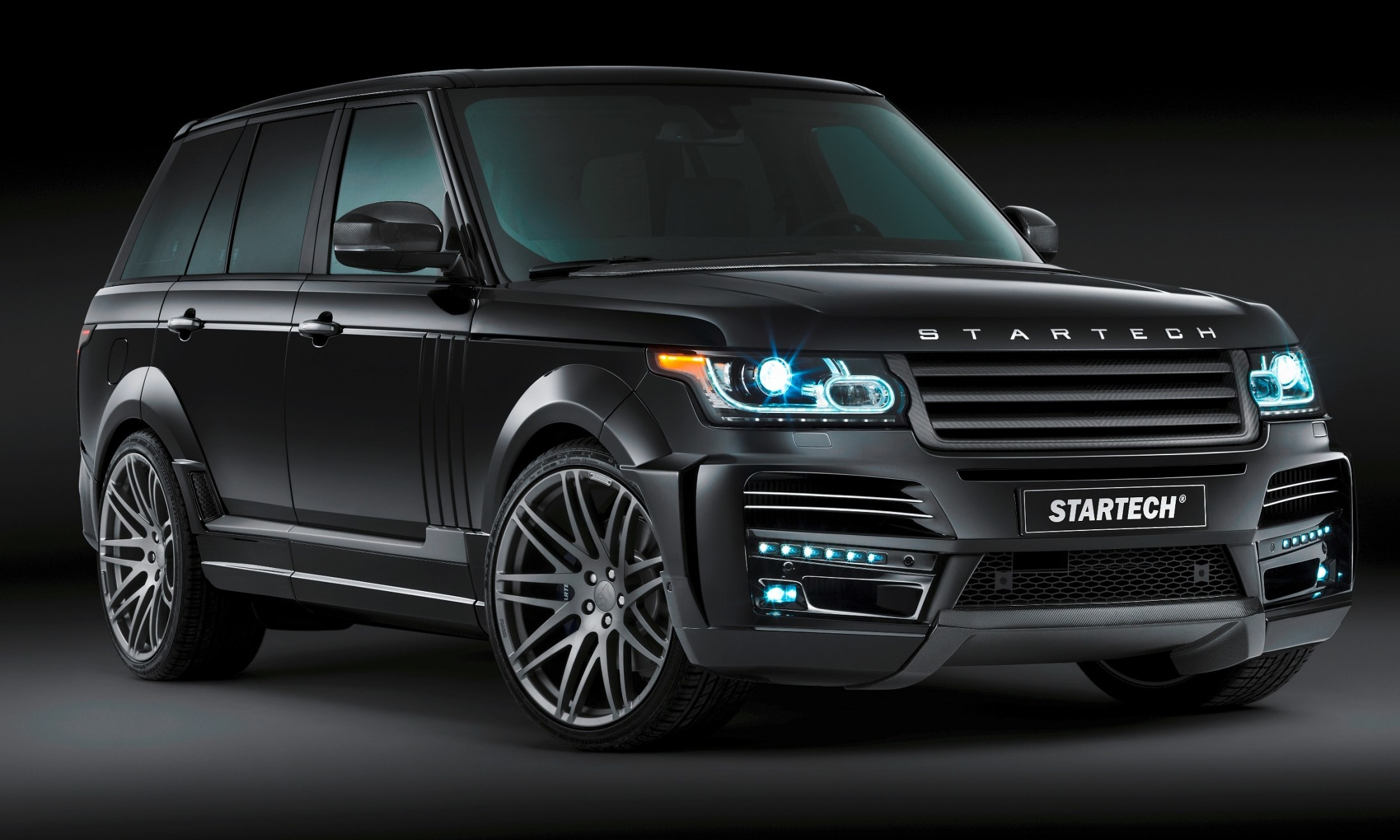 2017 Range Rover Sport Msrp >> 2013-2015 Range Rover By StarTech Brings Best of BRABUS Tech to Lux SUV King 64