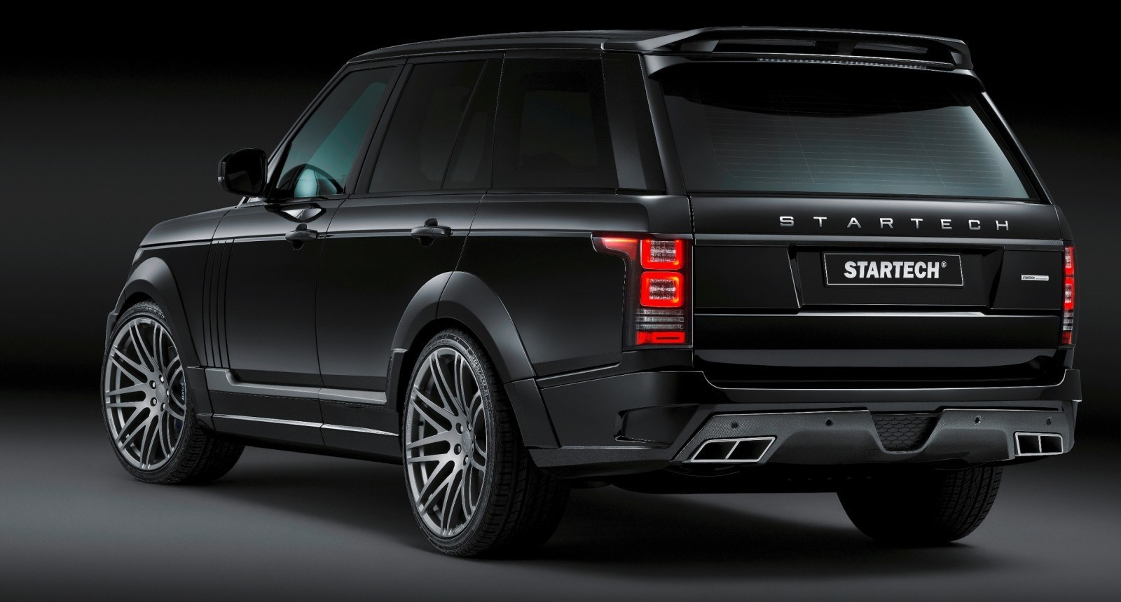 2013-2015 Range Rover By StarTech Brings Best of BRABUS Tech to Lux SUV King 65