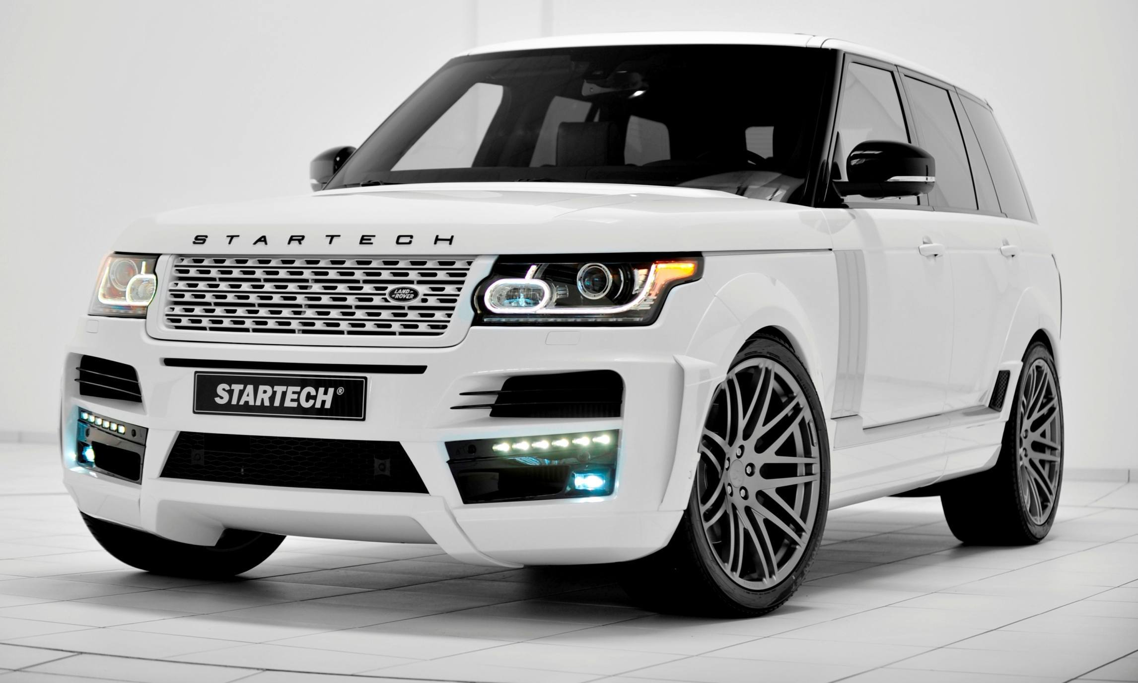 2013 2015 Range Rover By StarTech Brings Best of BRABUS Tech to Lux