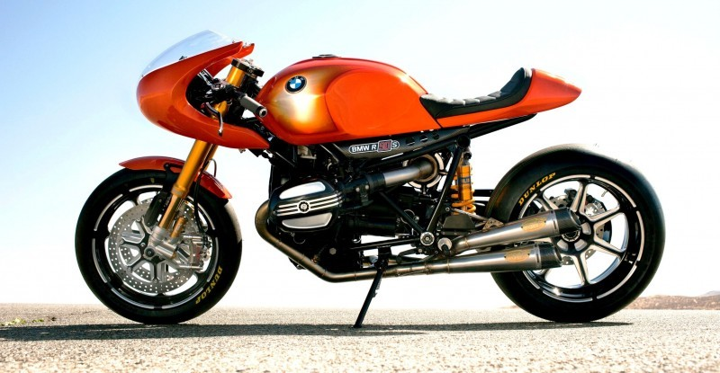 2013 BMW R90S Concept Celebrates 40 Years of the R90 and 90 Years Making Bikes 39