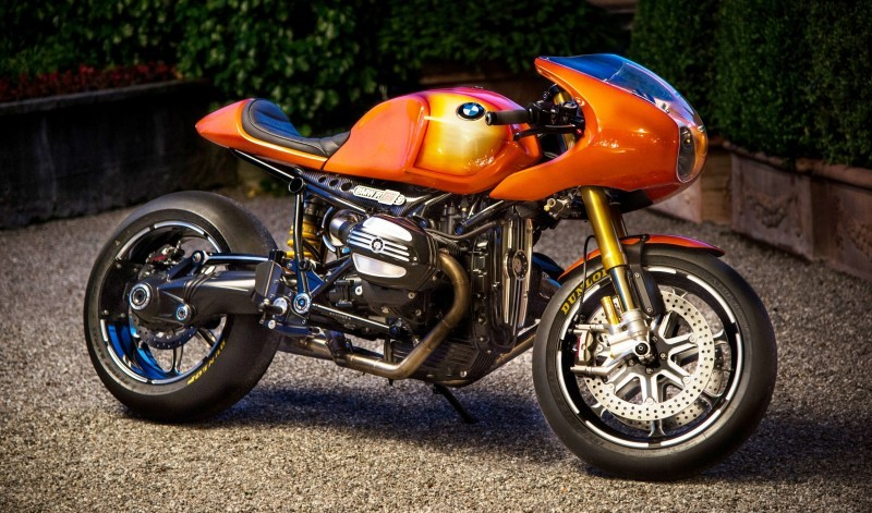 2013 BMW R90S Concept Celebrates 40 Years of the R90 and 90 Years Making Bikes 43