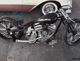 2013 Custom 24-inch Caddy Chopper by Rods & Rides Motorcycle Company