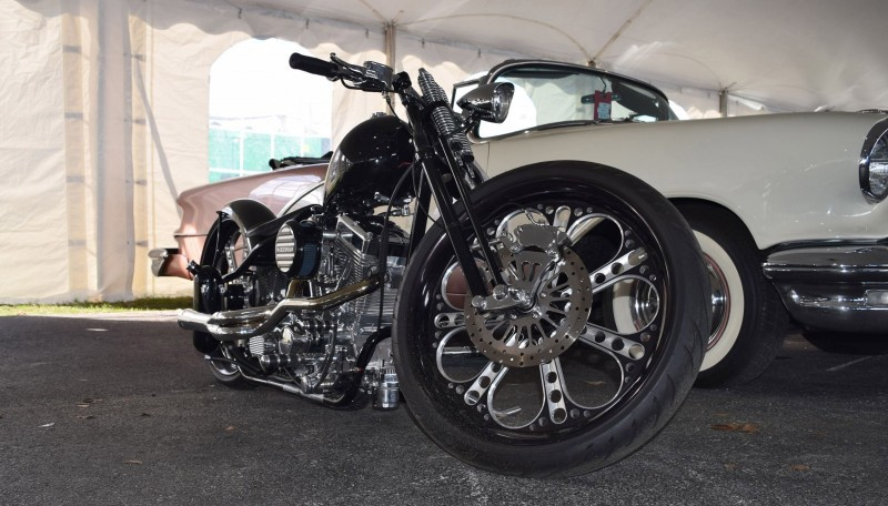 2013 Custom 24-inch Caddy Chopper 7