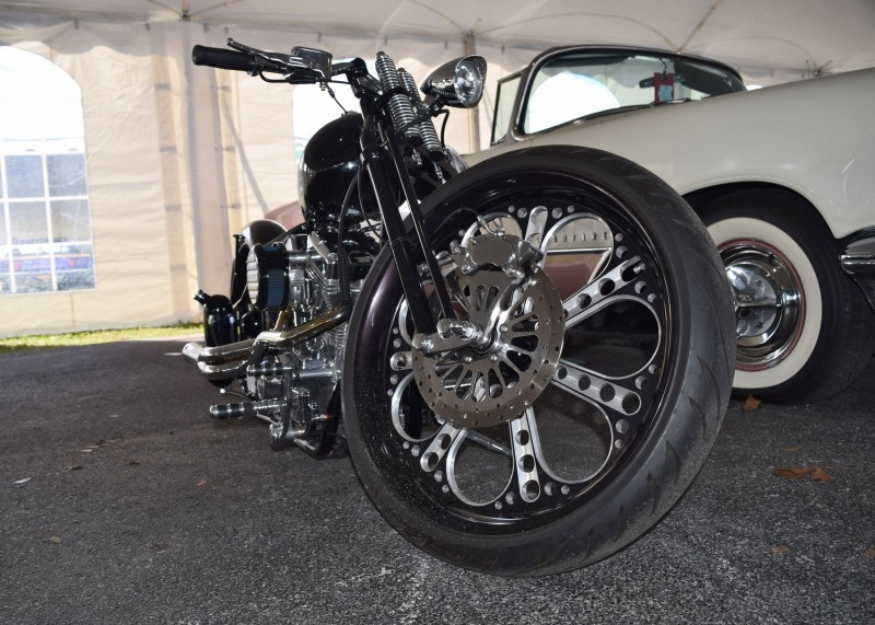 2013 Custom 24-inch Caddy Chopper  8