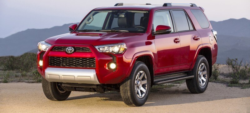 2014 4Runner Offers Third Row and Very Cool SR5 and Limited Styles 8