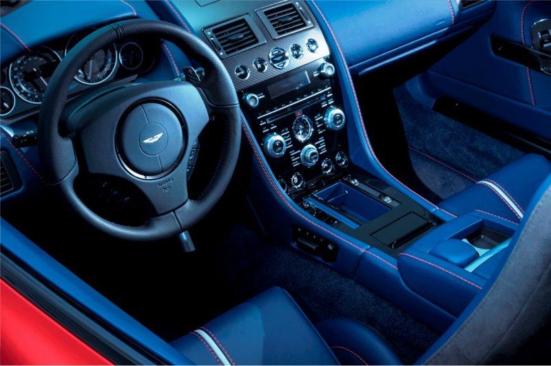 2014 Aston Martin V12 Vantage S Roadster 1
