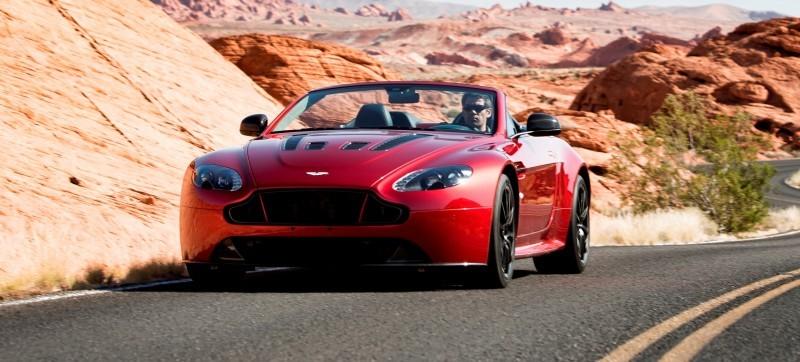 2014 Aston Martin V12 Vantage S Roadster 10
