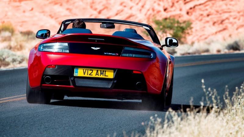 2014 Aston Martin V12 Vantage S Roadster 11