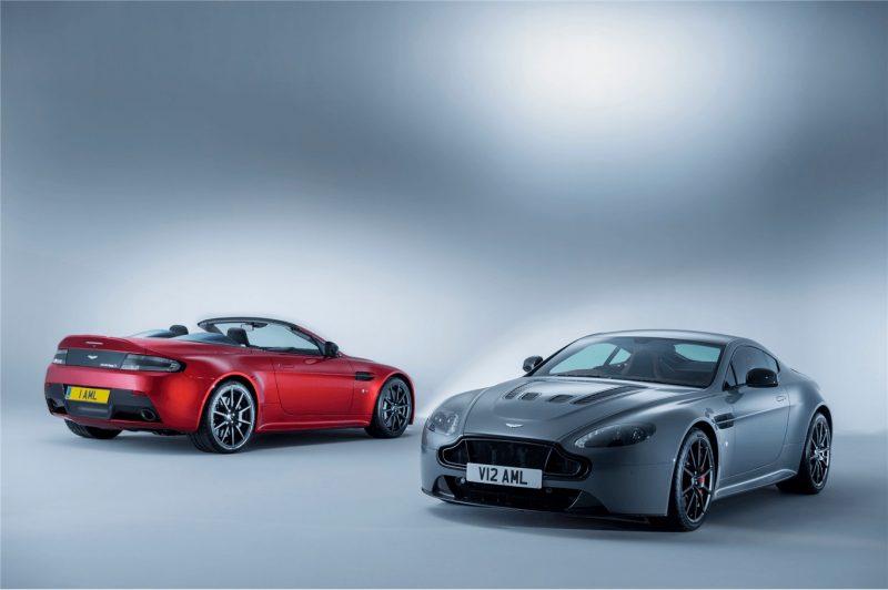 2014 Aston Martin V12 Vantage S Roadster 2