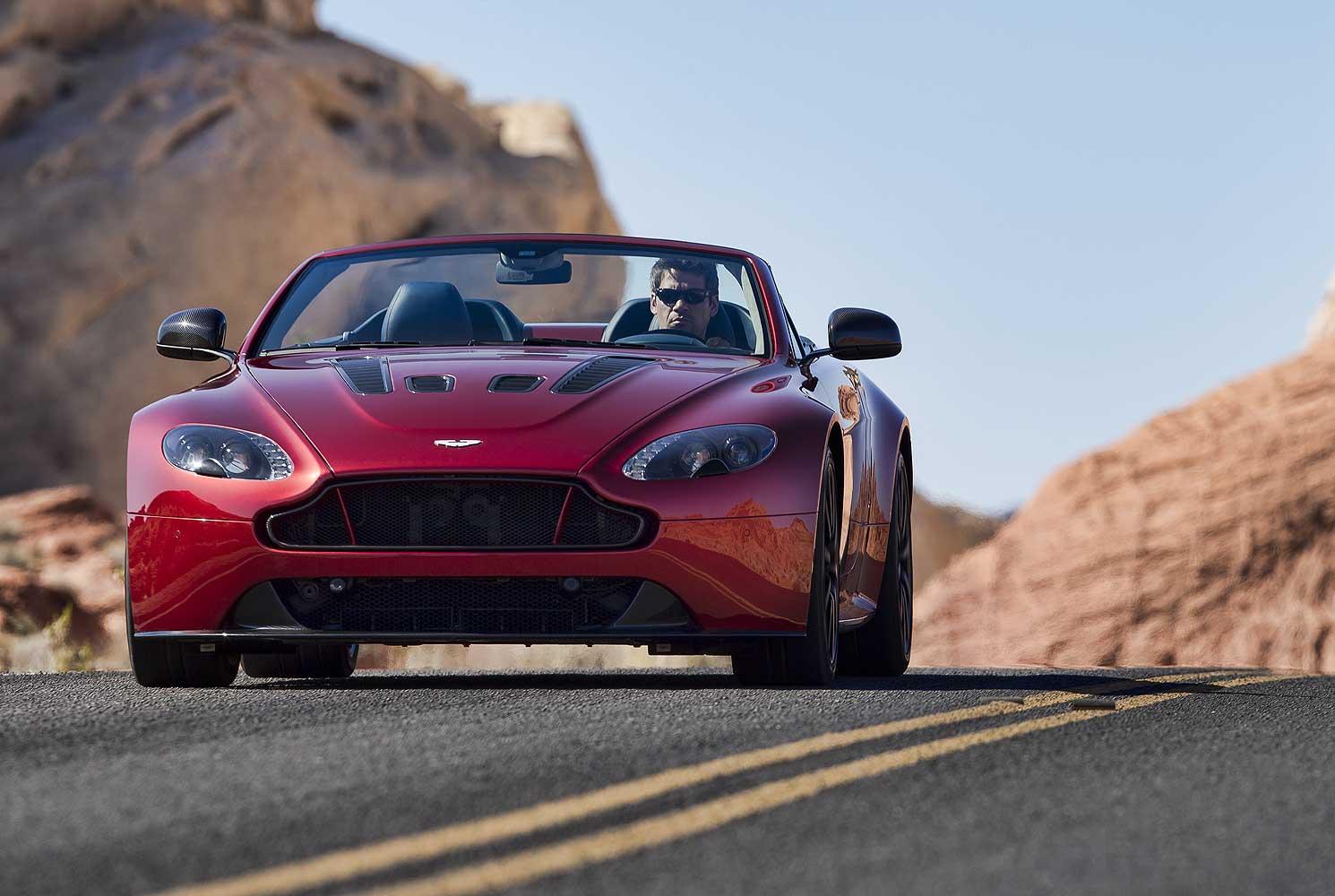 2014 Aston Martin V12 Vantage S Roadster 26