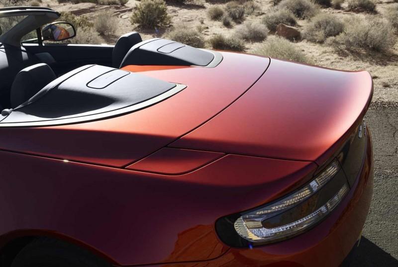2014 Aston Martin V12 Vantage S Roadster 28