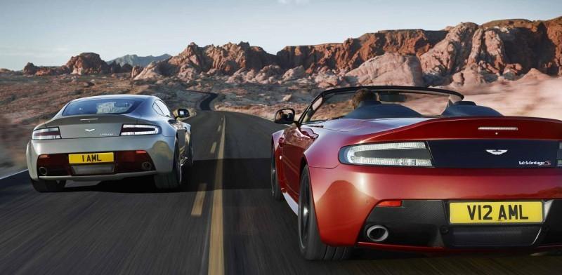 2014 Aston Martin V12 Vantage S Roadster 33