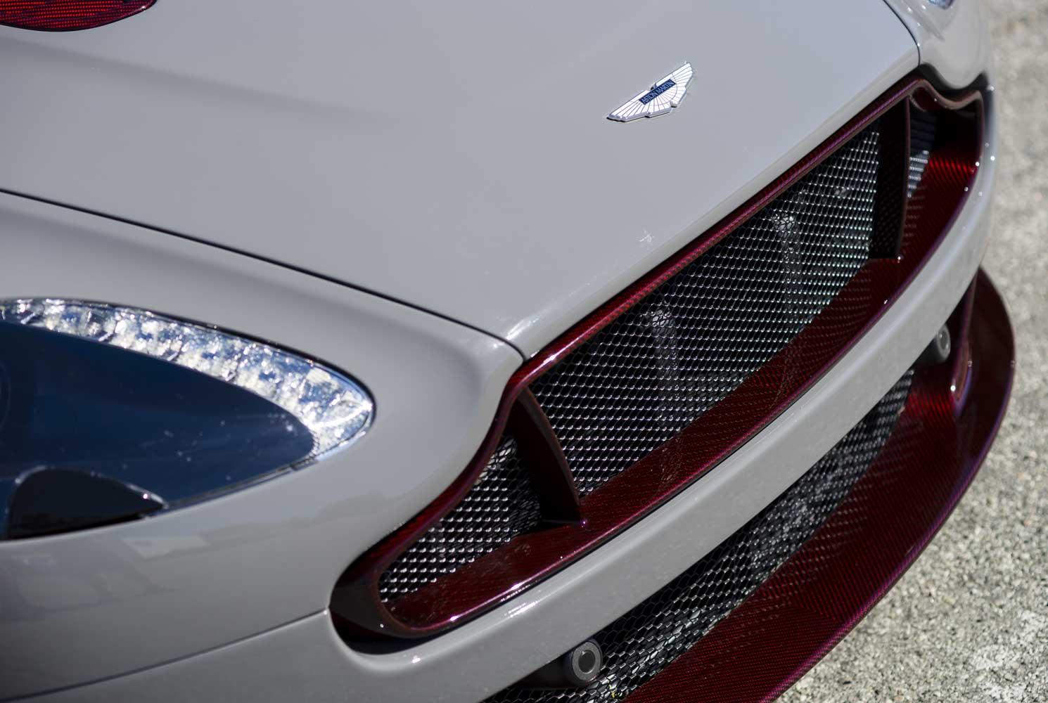 2014 Aston Martin V12 Vantage S Roadster 34