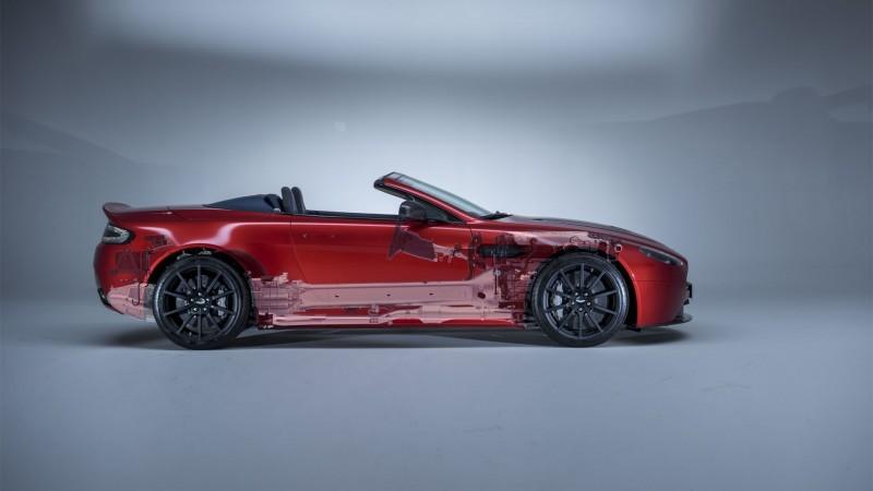 2014 Aston Martin V12 Vantage S Roadster 35