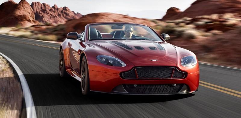 2014 Aston Martin V12 Vantage S Roadster 4