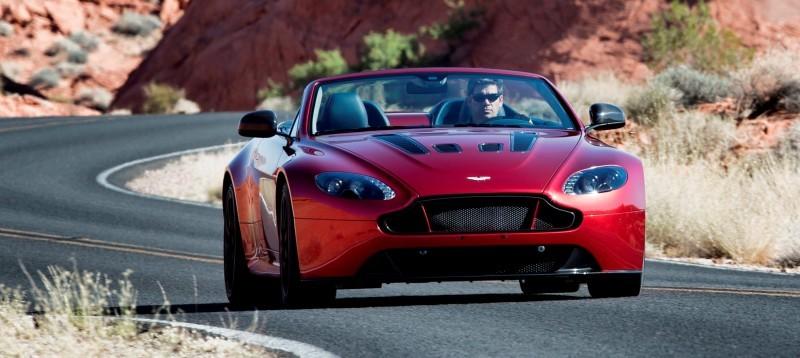 2014 Aston Martin V12 Vantage S Roadster 7