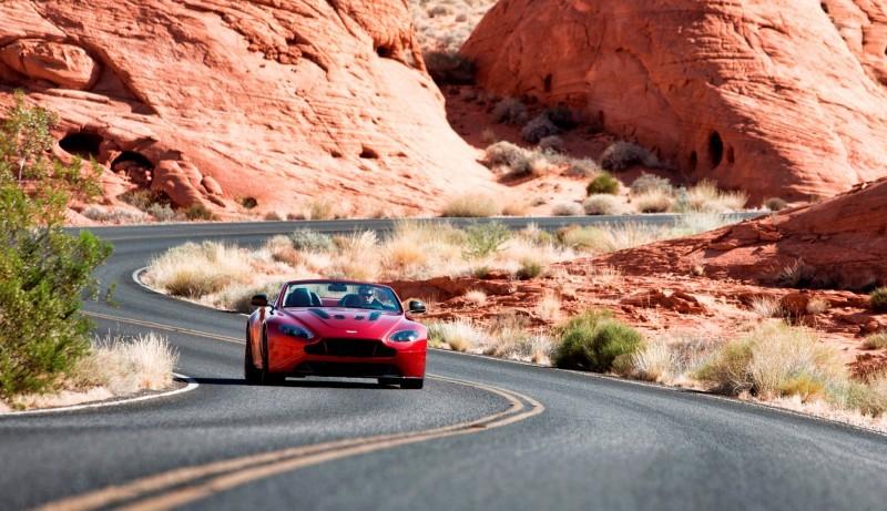 2014 Aston Martin V12 Vantage S Roadster 9
