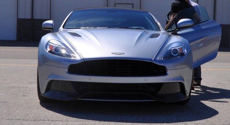 2014 Aston Martin Vanquish Volante 11