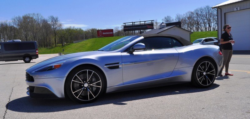 2014 Aston Martin Vanquish Volante 5