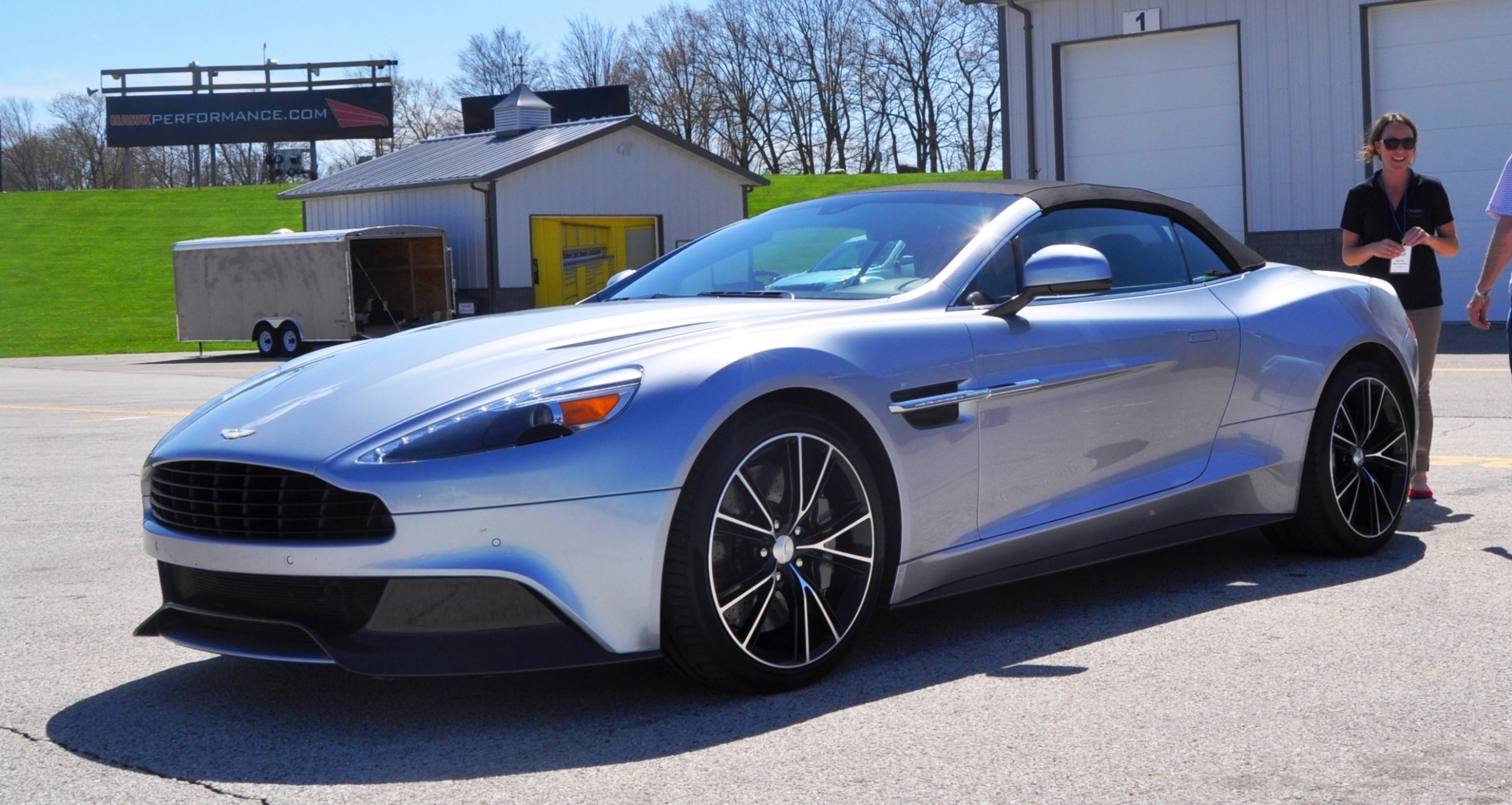 2014 Aston Martin Vanquish Volante In The Flesh Thisclose To Test Drive But