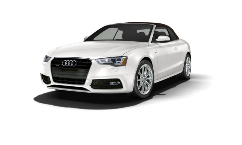 2014 Audi A5 Sport Package Cabriolet COLORS 1