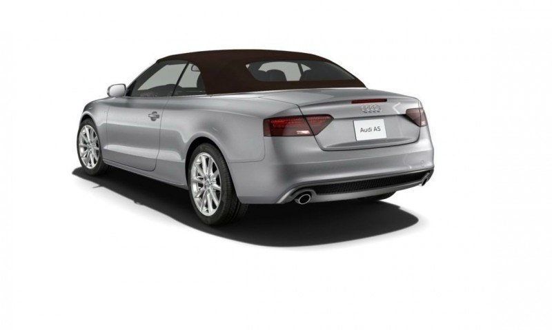 2014 Audi A5 Sport Package Cabriolet COLORS 13