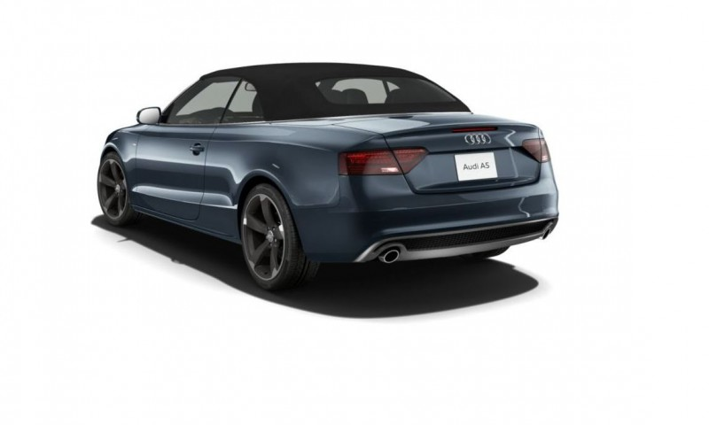 2014 Audi A5 Sport Package Cabriolet COLORS 16